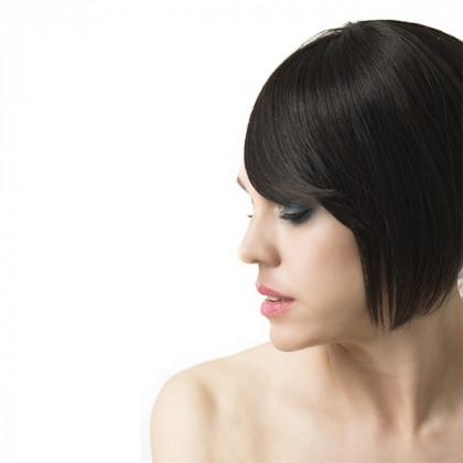 Flequillo Postizo de cabello natural, Fringe Top