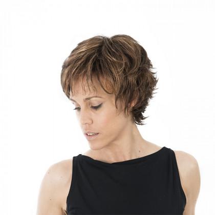 Rita - Peluca Fibra Monofilamento / Lace Front