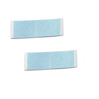 Adhesivos Prótesis Tiras Rectas Azul (36U.)