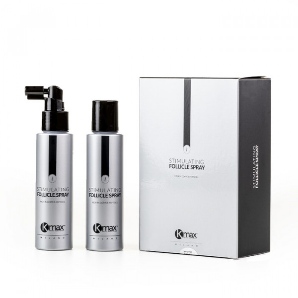 K-Max Copper Peptides Scalp & Follicle Spray - opt